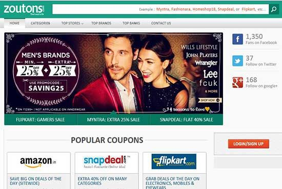 Make The Most Out Of This Sale Season Using Discount Coupons from zoutons.com  http://www.brideeveryday.com/make-sale-season-using-discount-coupons-zoutons-com