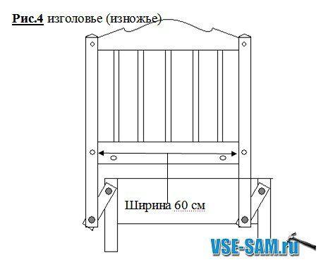 Мебель своими руками » Страница 9 » VSE-SAM.ru - Сделай сам своими руками поделки, самоделки