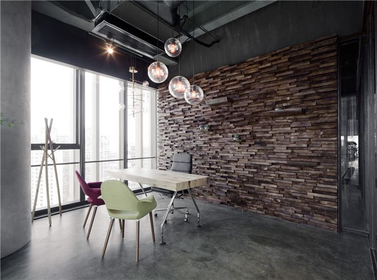 LLLab Creates Transparent Interior For Leo Office In Shanghai · Small OfficeWall  FinishesSmart ...