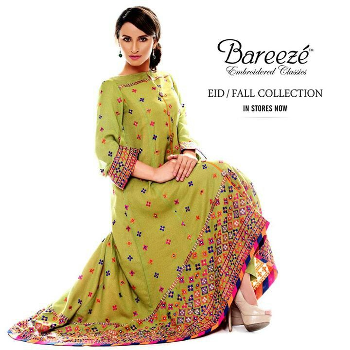 Bareeze Eid/Fall collection