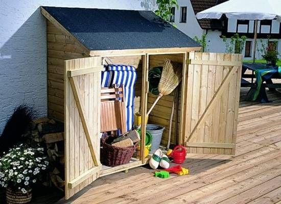Tuinkast | Tuinkasten | Tuinberging | Muurkast | Wandkasten | Containerbox | Tuinkast Normandië