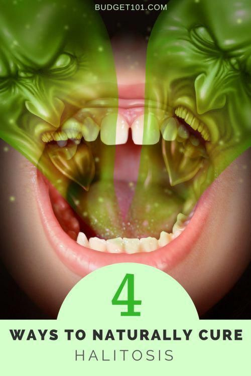Halitosis Remedy Do It Yourself Understanding The Root Cause And Symptoms What To Do To Eliminate It Naturally Self Ai Halitosis Bad Breath Remedy Bad Breath