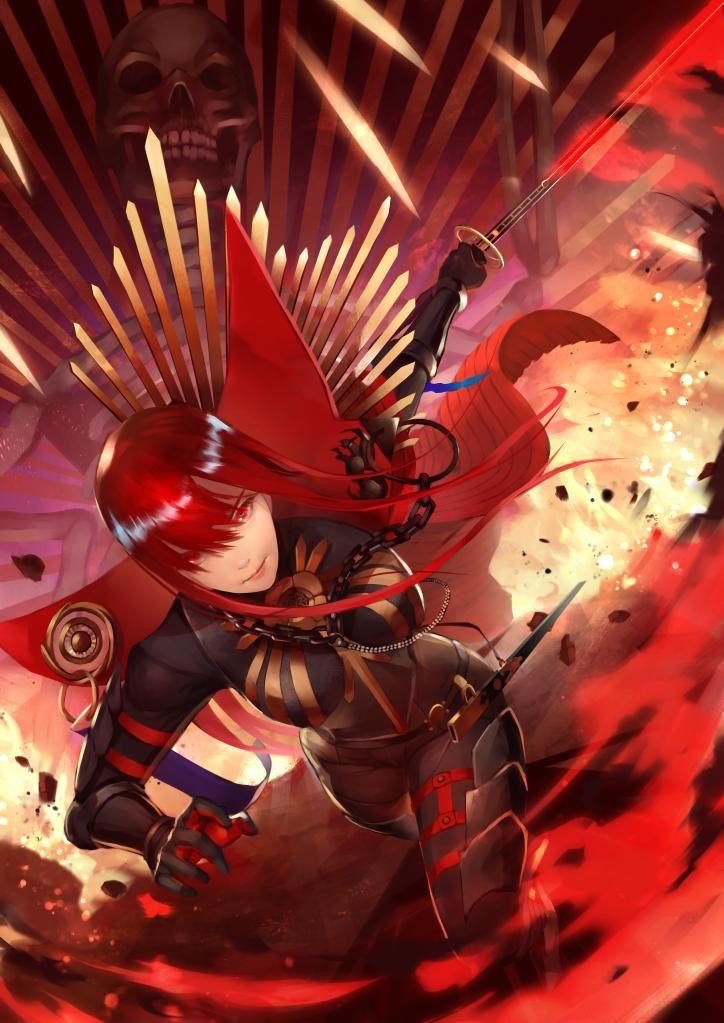 Pin by Dạ Tử on Oda Nobunaga (Maou Avenger) Anime, Anime