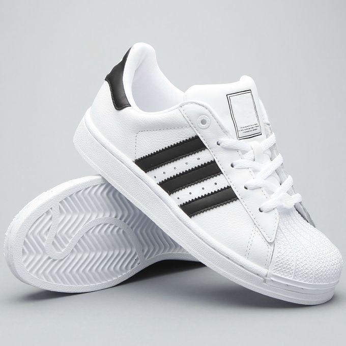 AD Black- White Sneakers for Men
