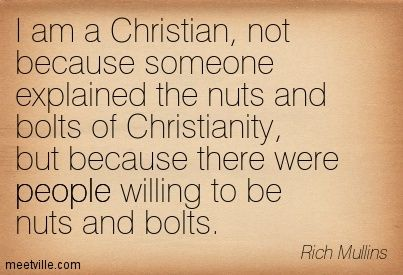 Rich Mullins Quote