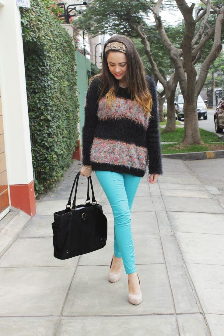 The Art Voguette: Oversized sweater