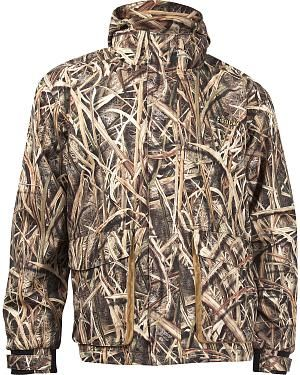 Rocky Waterfowler Insulated Camo Hooded Parka: 100% polyester Talson construction. Camo design… #CowboyClothing #Westernwear #CowgirlBoots