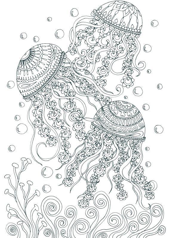 Ocean Coloring Pages Ocean Coloring Pages For Adults Best Ocean Free Ocean Themed Coloring Pages Malarbocker Malarbocker For Vuxna Malarbok