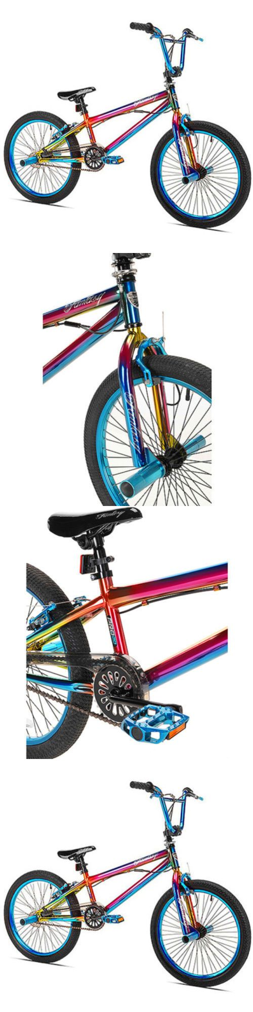 Other Cycling 2904: 20 Kent Fantasy Bmx Pro Bike Freestyle Boys Girls Bicycle Steel Frame Generic -> BUY IT NOW ONLY: $140.11 on eBay!