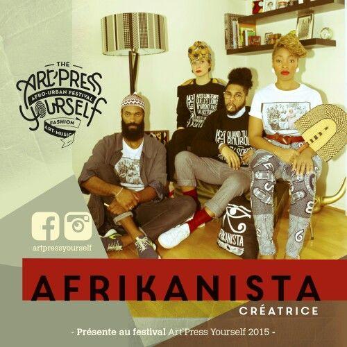 AFRIKANISTA