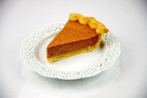 Recette de la pumpkin pie (ou tarte à la citrouille), une recette sucrée parfaite pour Halloween, faite à base de potirons. Un délice méconnu !