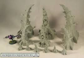 「homemade warhammer 40k terrain」の画像検索結果