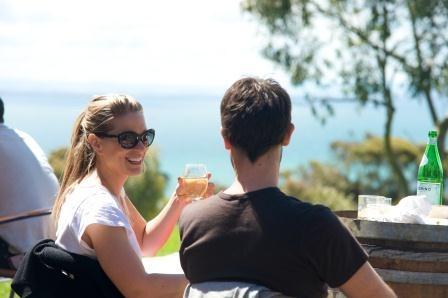 """Toast to the Coast"" - Geelong wine region, @ Terindah Estate on the Bellarine Peninsula"
