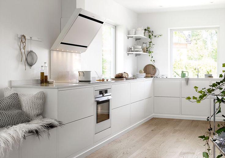 Plassbygd kjøkken – Bistro | Drømmekjøkkenet