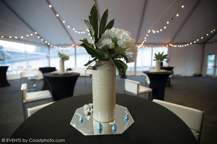 Whistler Sliding Centre Event with Event Rental Works VIP furniture