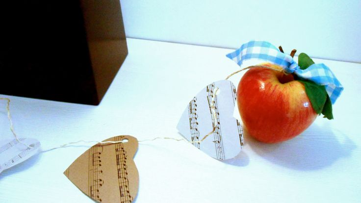 manzanas de san valentín