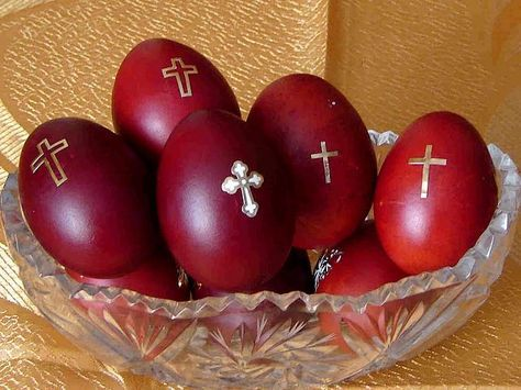 14 NATURAL COLORS FOR DYEING EGGS   MACEDONIAN CUISINE
