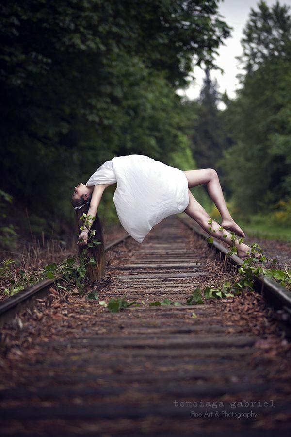 """Levitation Photography by Gabe Tomoiaga """