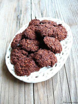 Delicious blog: Lískovo-kakaové cookies