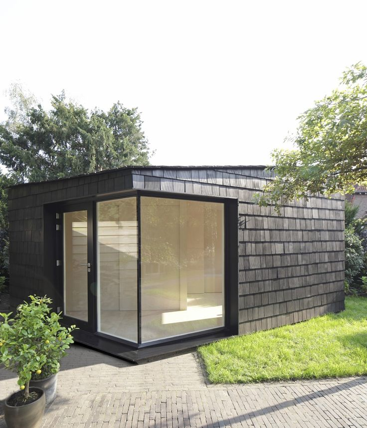 Serge Schoemaker Architects (Project) - Tuinstudio - architectenweb.nl