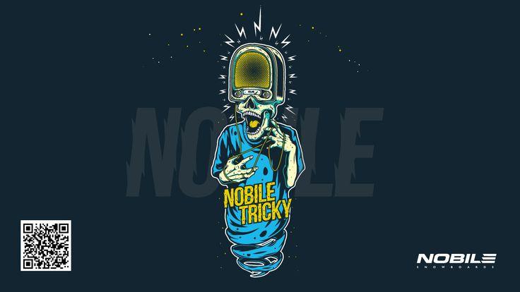 Nobile Tricky Board design