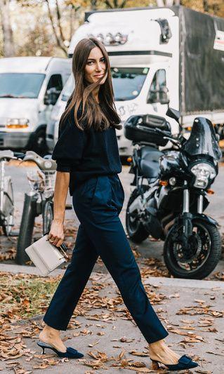 Todos los looks de #streetstyle de Milan Fashion Week