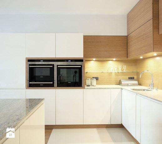 Kuchnia styl Nowoczesny  zdjęcie od Soma Architekci   -> Kuchnia Ikea Nodsta