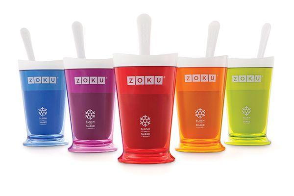 Zoku Slush & Shake Maker - perfect for those warm Summer Days - VRAI Magazine