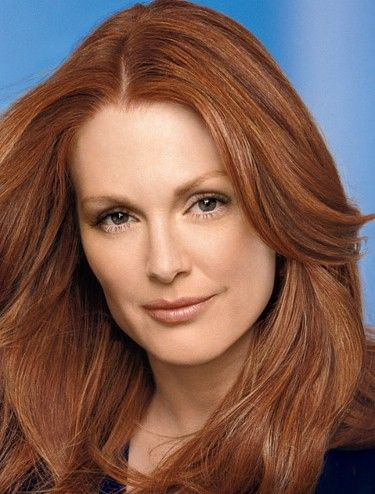 If I had to find someone to play Sorcha it would be Julianne Moore