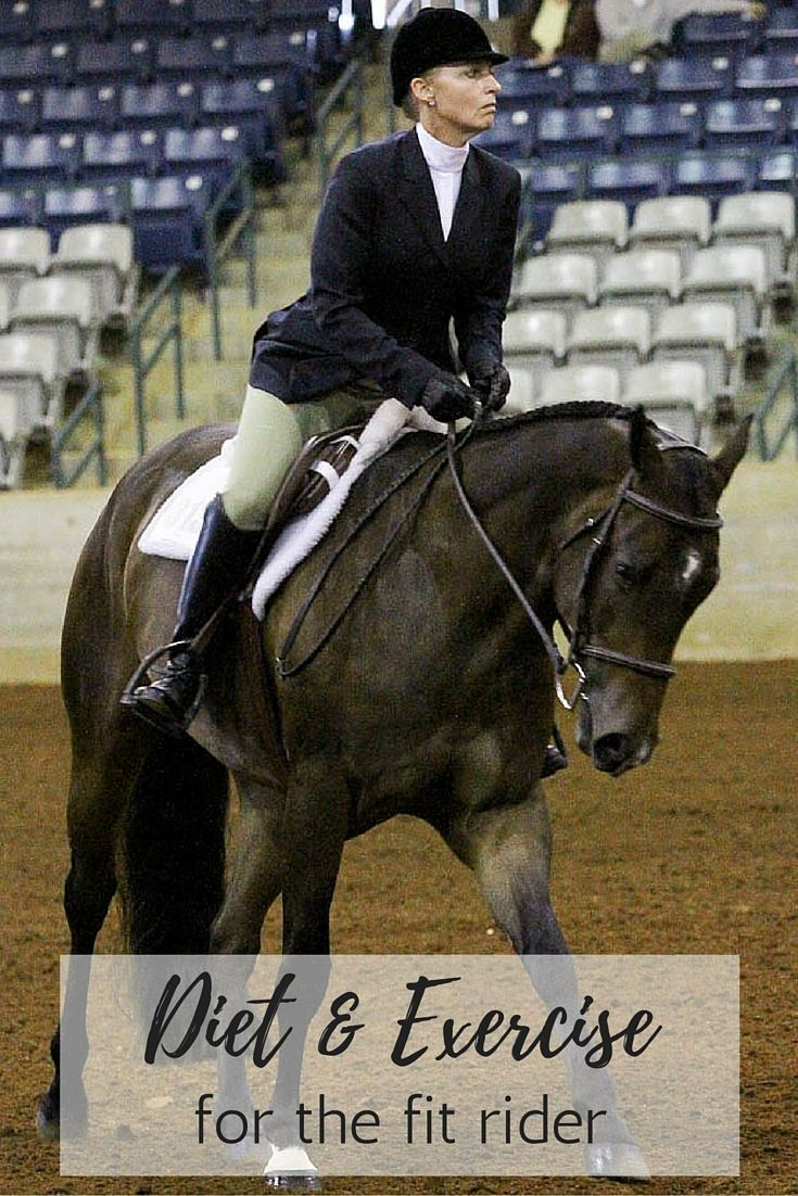 Horseback Riding Exercises Tips On Exercising And Eating