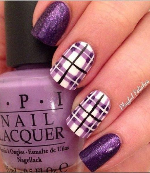 Best 25+ Purple nail designs ideas on Pinterest   Fun nail designs,  Metallic nails and Fun nails - Best 25+ Purple Nail Designs Ideas On Pinterest Fun Nail Designs
