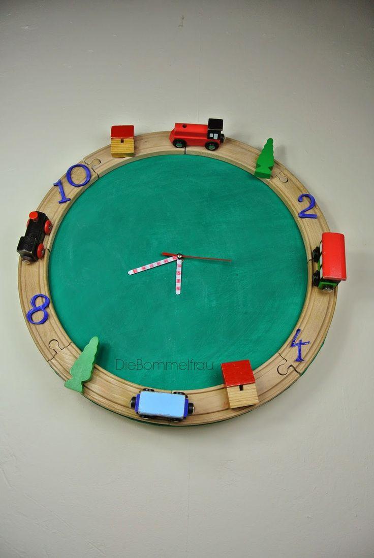 die 17+ besten ideen zu eisenbahn spielzeug auf pinterest ... - Kinderzimmer Eisenbahn Deko