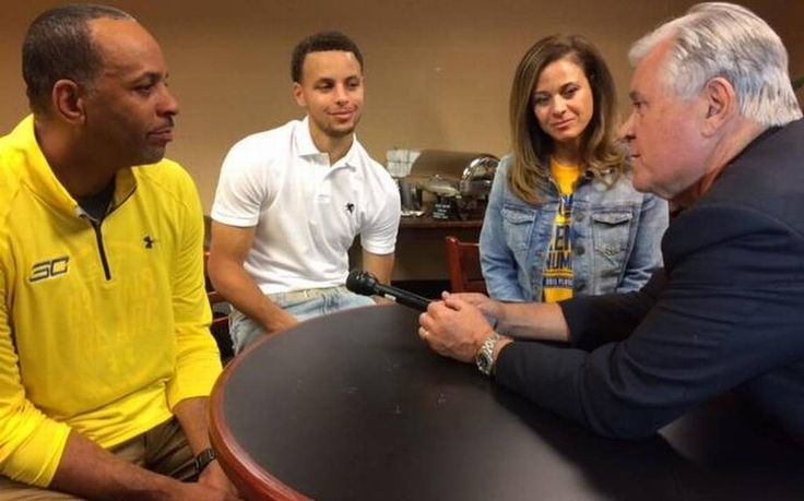Stephen Curry, parents talk success, family Sonya Curry  #SonyaCurry