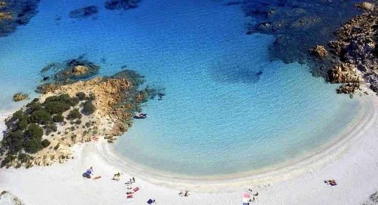 cerdeña playa