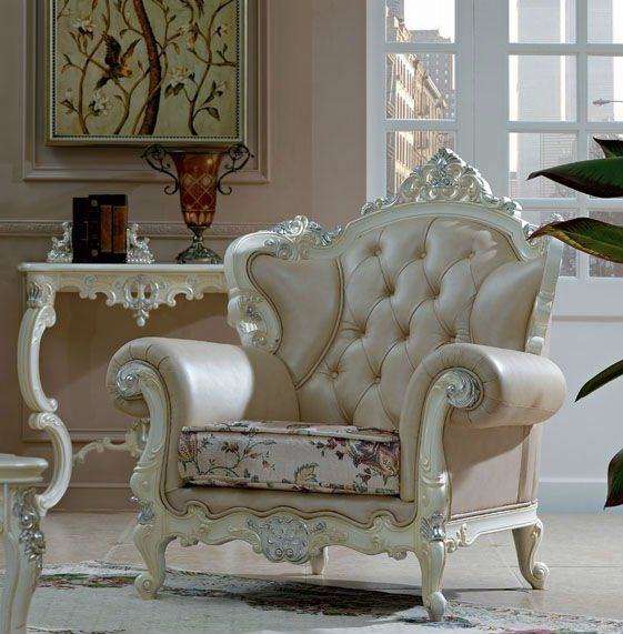 cream corner sofa | ... Cream Leather sofa set TY-CL001 China (Mainland) Living Room Sofas