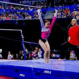 Spotlight Gymnastics — mustafinesse: so glad she's on my fantasy team