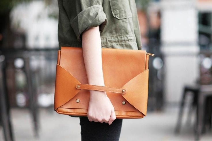 The new way to carry stuffs with quality and style. Made from the finest genuine leather with outstanding durability.