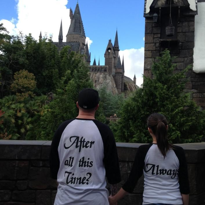 Harry Potter honeymoon shirts Wizarding world #harrypotter someone find me this! I WANT!