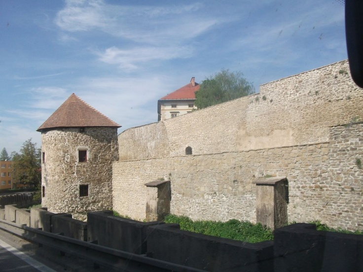 Walls of the old town, Levoca  http://www.centraleasteurope.com/slovakia/levoca.htm