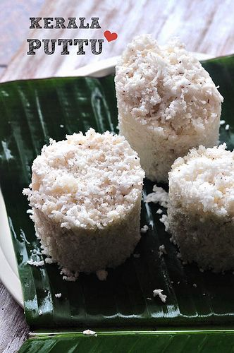 Kerala Puttu - Great site with step by step instructions.