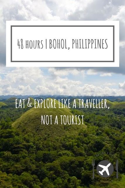 48-hours-in-bohol-philippines Bohol Travel Guide | Philippines Travel Guide | Where to eat, what to do and where to stay in Bohol, Philippines | Must Eats Bohol | What to eat in Bohol | Restaurants in Bohol | Food in Bohol | Where to eat in Bohol | Street food Philippines | Food guide Bohol Philippines | Bohol travel blog | Boholtravel guide | Philippines travel guide | Guide to Bohol| Activities Bohol | Bohol Philippines itinerary | Things to do in Philippines