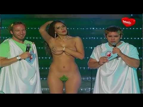 Sandra Bustamante - Vedeton 2012