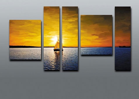 Multi-Panel Art Canvas - wanted to do this for ages...