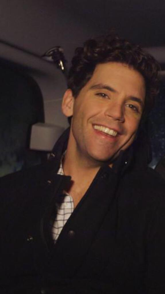 Mika and his handsome smile ♥♥