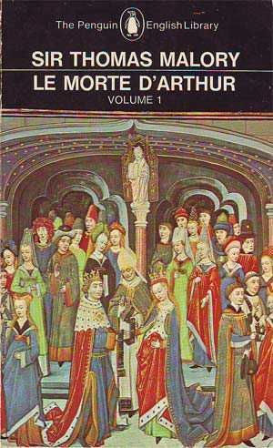 close reading of morte darthur Malory's le morte darthur is a book for adult readers, but one which most   fifteenth-century prose was sufficiently close to modern english, to the language.