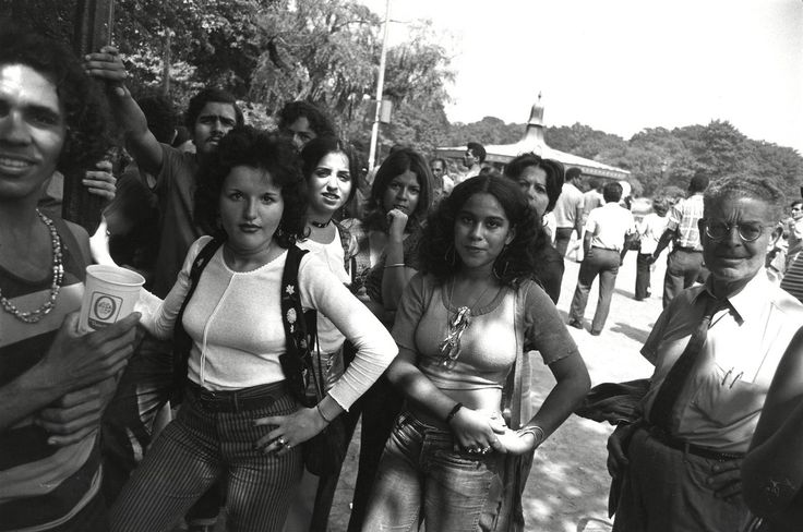 1968 Гарри Виногранд