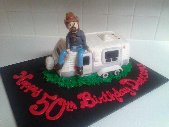 Lastest RVCamper Cake  Cake By CrystalMemories  CakesDecor