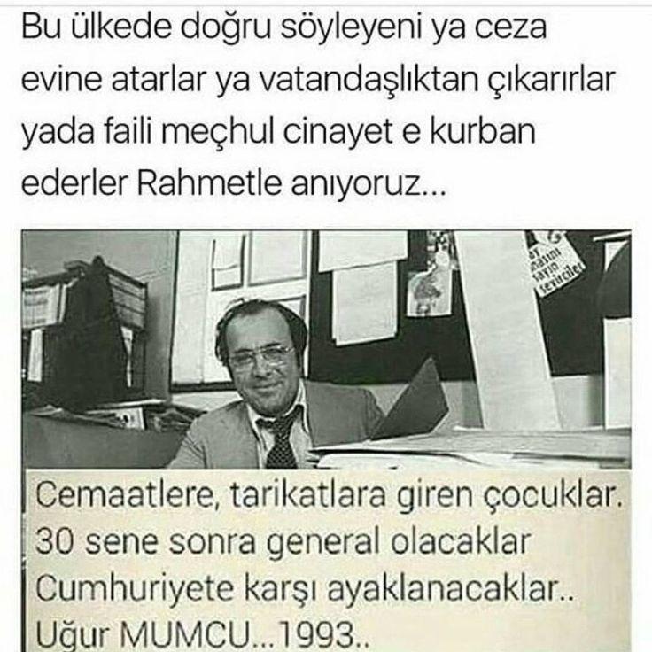 ✅��Gerçekler Acıdır ✅�� #Gülen #Cemaat #UğurMumcu #Tayyip #Mizah #Etiket http://turkrazzi.com/ipost/1524549884408461521/?code=BUoSgreh3jR