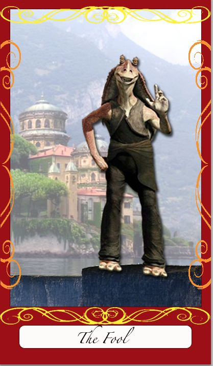 79 Best Tarot Card Project- Star Wars Images On Pinterest