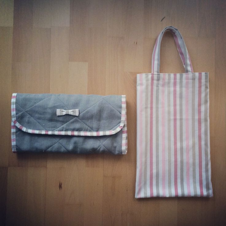 tapis de change + sac / changing mat + bag
